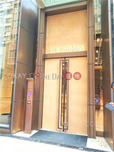 Rare 1 bedroom on high floor with balcony | Rental | The Hudson 浚峰 Rental Listings