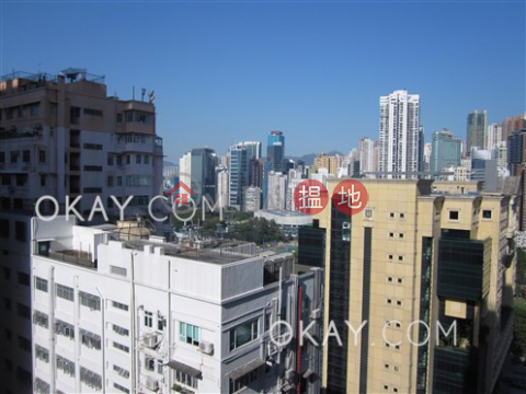 Unique 1 bedroom on high floor with balcony | For Sale|yoo Residence(yoo Residence)Sales Listings (OKAY-S301011)_0