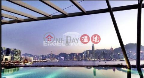3 Bedroom Family Flat for Rent in West Kowloon|Sorrento(Sorrento)Rental Listings (EVHK44300)_0
