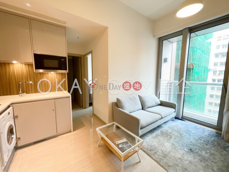 HK$ 27,000/ month Townplace, Western District Unique 1 bedroom with balcony   Rental