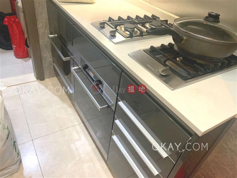 HK$ 28M | The Austin Yau Tsim Mong Elegant 3 bedroom on high floor with balcony | For Sale