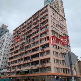 Lucky Building,To Kwa Wan, Kowloon