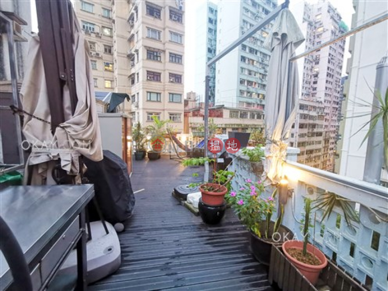 Property Search Hong Kong | OneDay | Residential, Rental Listings, Luxurious 1 bedroom on high floor with rooftop | Rental