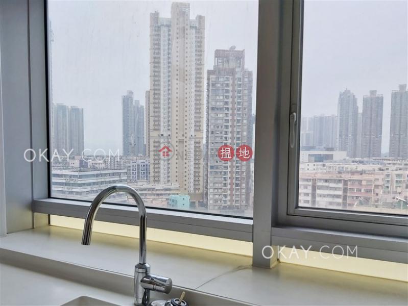 Charming 3 bedroom on high floor with balcony | Rental | 123 Prince Eward Road West | Yau Tsim Mong Hong Kong | Rental | HK$ 29,500/ month