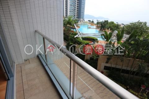 Popular 3 bedroom with sea views, terrace & balcony | Rental|Phase 1 Residence Bel-Air(Phase 1 Residence Bel-Air)Rental Listings (OKAY-R63821)_0