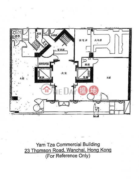灣仔1250呎旺舖出租|灣仔區壬子商業大廈(Yam Tze Commercial Building)出租樓盤 (H000373800)