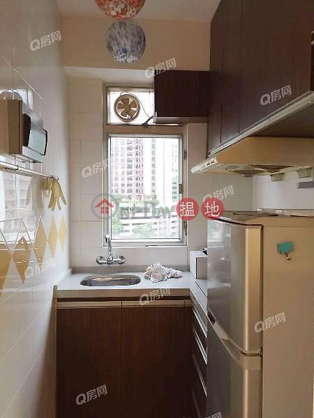 間隔實用 靜中帶旺《寶玉閣租盤》49西摩道   西區香港-出租HK$ 18,000/ 月
