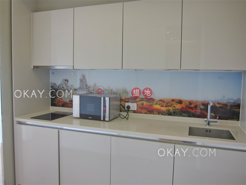 Cozy 1 bed on high floor with harbour views & balcony | Rental | The Warren 瑆華 Rental Listings