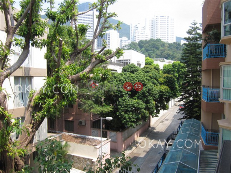 Unique 3 bedroom with balcony & parking | Rental | The Regalis 帝鑾閣 Rental Listings