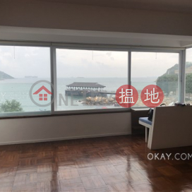 Luxurious 3 bedroom with sea views & parking | Rental