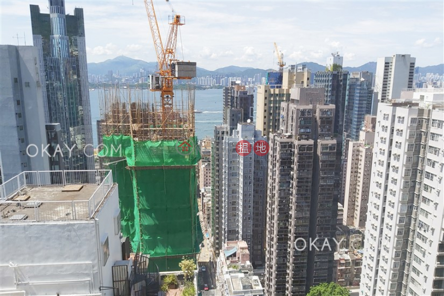 Gorgeous 2 bed on high floor with harbour views | Rental | 99 High Street | Western District, Hong Kong Rental, HK$ 34,500/ month