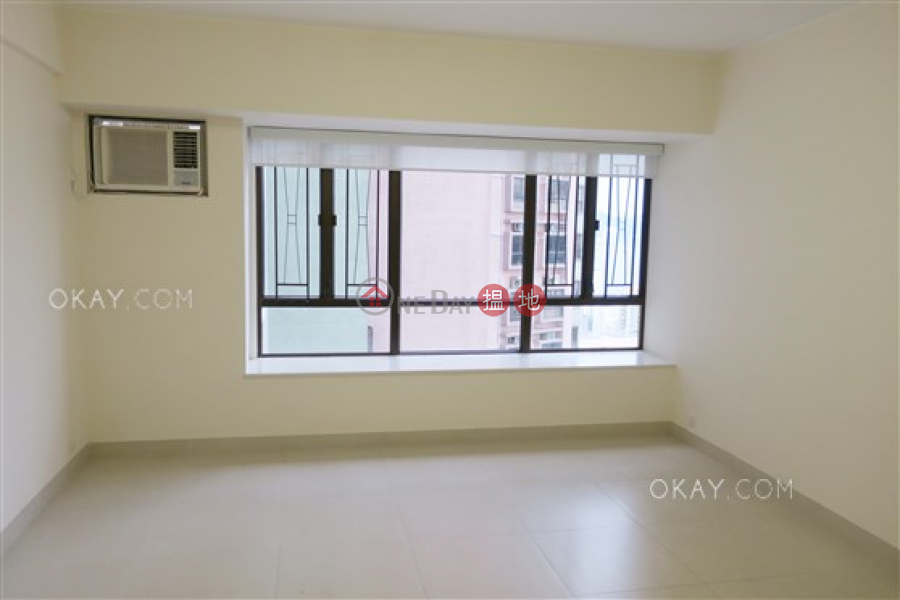 HK$ 28M Excelsior Court Western District Efficient 3 bedroom with sea views & parking | For Sale
