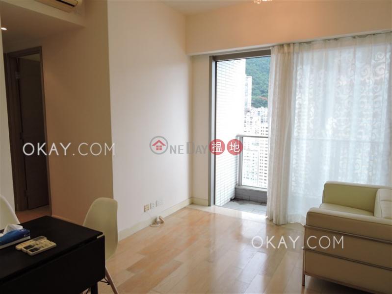 2房1廁,極高層,星級會所,露台《縉城峰1座出租單位》 8第一街   西區香港-出租 HK$ 35,000/ 月