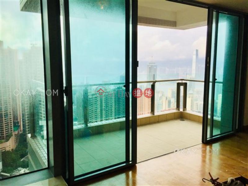 香港搵樓 租樓 二手盤 買樓  搵地   住宅 出租樓盤3房2廁,極高層,星級會所,連車位《Branksome Crest出租單位》