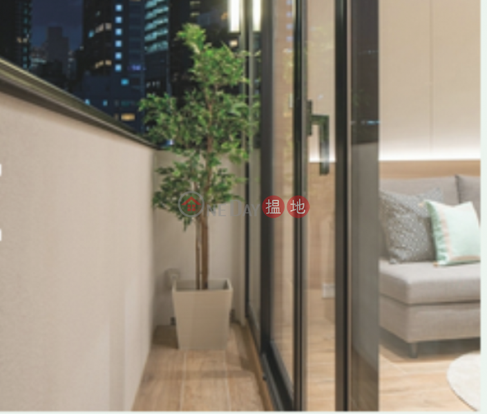 1 Bed Flat for Rent in Soho, 34-36 Gage Street | Central District Hong Kong Rental HK$ 38,800/ month