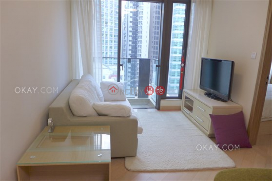 Unique 1 bedroom with balcony | Rental, Park Haven 曦巒 Rental Listings | Wan Chai District (OKAY-R99195)