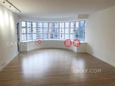 Efficient 4 bedroom with balcony & parking | Rental|Garden Terrace(Garden Terrace)Rental Listings (OKAY-R9483)_0