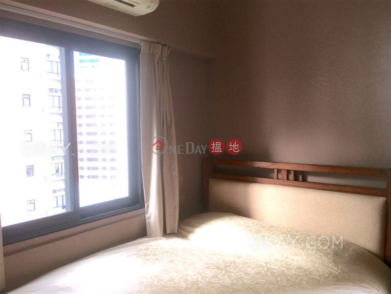Tasteful 1 bedroom on high floor with balcony | For Sale | Wai Cheong Building 維昌大廈 Sales Listings
