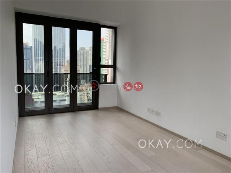 Popular 1 bedroom on high floor with balcony | Rental | L\' Wanchai 壹嘉 Rental Listings