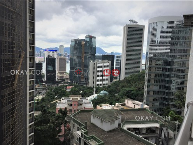 Gorgeous 2 bedroom with balcony | Rental, Best View Court 好景大廈 Rental Listings | Central District (OKAY-R65611)