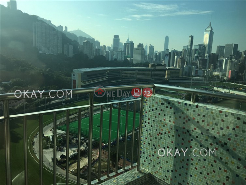 Luxurious 2 bed on high floor with racecourse views | Rental | Arts Mansion 雅詩大廈 Rental Listings