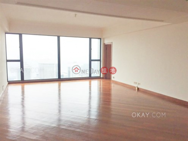 Stylish 4 bedroom with parking | Rental, The Harbourview 港景別墅 Rental Listings | Central District (OKAY-R10674)