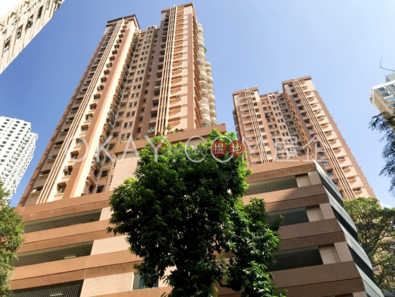 3房2廁,實用率高,露台金山花園出租單位|29-35雲地利道 | 灣仔區-香港-出租-HK$ 42,000/ 月