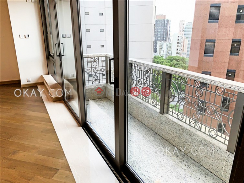 Gorgeous 4 bedroom on high floor with balcony | Rental | 3 MacDonnell Road 麥當勞道3號 Rental Listings