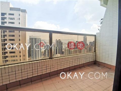 Gorgeous 3 bedroom with harbour views, balcony   Rental Hong Villa(Hong Villa)Rental Listings (OKAY-R32593)_0