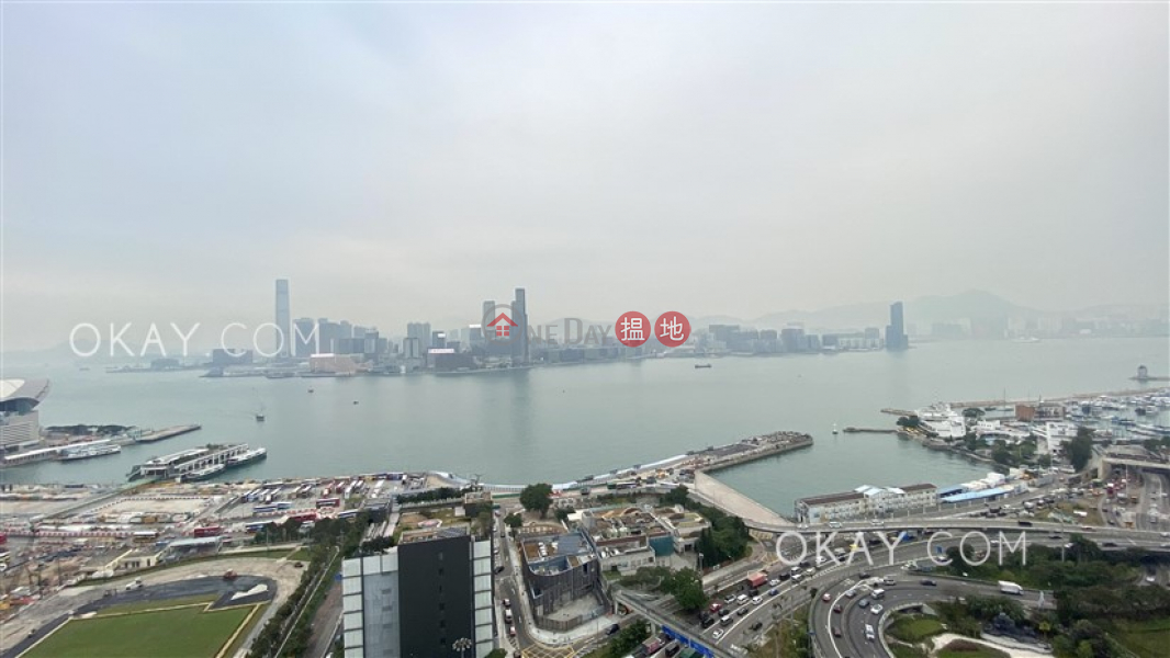 HK$ 12M | The Gloucester Wan Chai District Rare 1 bedroom with harbour views & balcony | For Sale