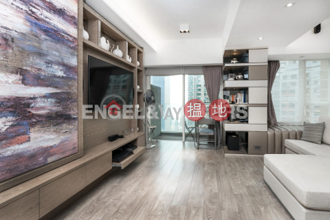 Studio Flat for Sale in Mid Levels West|Western DistrictThe Icon(The Icon)Sales Listings (EVHK39556)_0