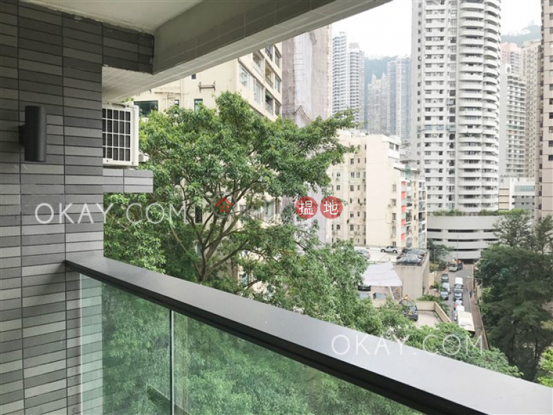 Property Search Hong Kong | OneDay | Residential | Rental Listings, Luxurious 1 bedroom with balcony & parking | Rental