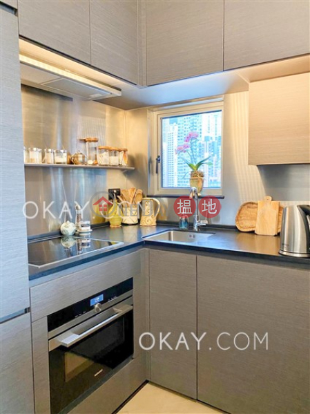 HK$ 39,800/ month | Artisan House | Western District | Rare 2 bedroom on high floor with balcony | Rental