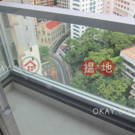 Practical high floor with balcony | Rental|Resiglow Pokfulam(Resiglow Pokfulam)Rental Listings (OKAY-R378678)_0