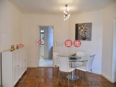 3 Bedroom Family Flat for Sale in Mid Levels West|Roc Ye Court(Roc Ye Court)Sales Listings (EVHK41705)_0