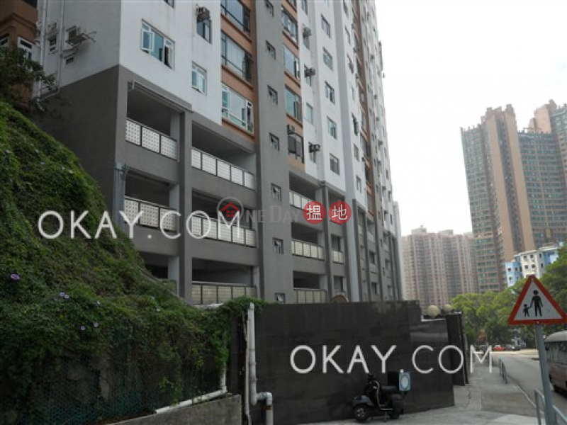 Property Search Hong Kong | OneDay | Residential | Sales Listings | Tasteful 1 bed on high floor with sea views & parking | For Sale