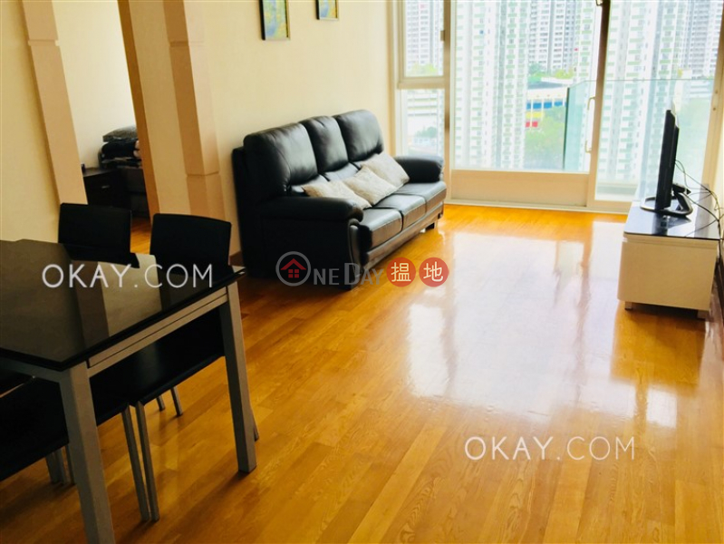Charming 2 bedroom with balcony | Rental, The Orchards Block 1 逸樺園1座 Rental Listings | Eastern District (OKAY-R82193)