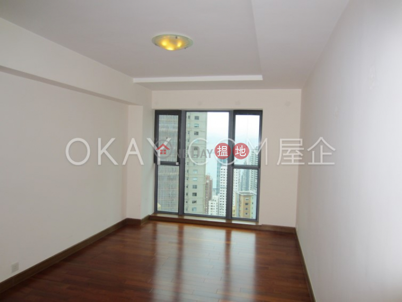 Rare 4 bedroom on high floor with balcony & parking   Rental   Haddon Court 海天閣 Rental Listings