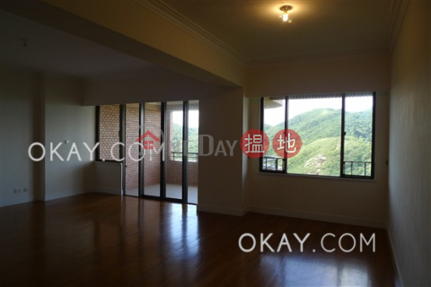 Luxurious 4 bedroom with balcony & parking | Rental|Parkview Terrace Hong Kong Parkview(Parkview Terrace Hong Kong Parkview)Rental Listings (OKAY-R24022)_0