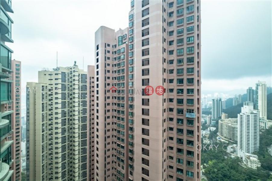 3房2廁,實用率高,極高層,星級會所《曉峰閣出租單位》|18舊山頂道 | 中區|香港-出租-HK$ 72,000/ 月
