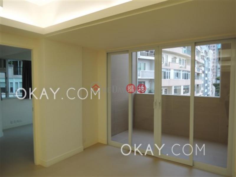 香港搵樓|租樓|二手盤|買樓| 搵地 | 住宅出售樓盤-3房3廁,實用率高,露台,馬場景《藍塘大廈出售單位》