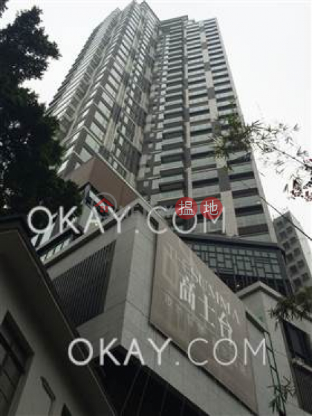 HK$ 15M The Summa, Western District Luxurious 1 bedroom with balcony | For Sale