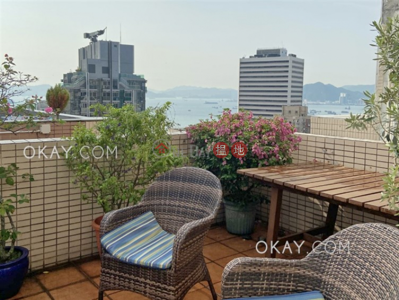 Property Search Hong Kong | OneDay | Residential | Sales Listings Efficient 1 bed on high floor with rooftop & terrace | For Sale