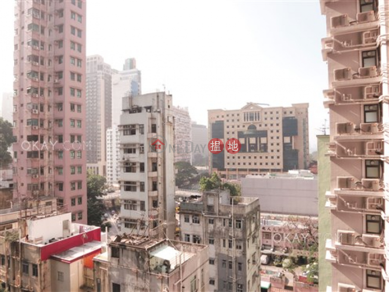 Gorgeous 2 bedroom with balcony | Rental, The Warren 瑆華 Rental Listings | Wan Chai District (OKAY-R130358)
