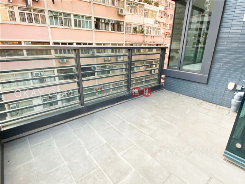 Lovely 3 bedroom with terrace & balcony | For Sale | The Hudson 浚峰 Sales Listings