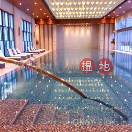 Luxurious 3 bedroom with sea views & balcony | Rental