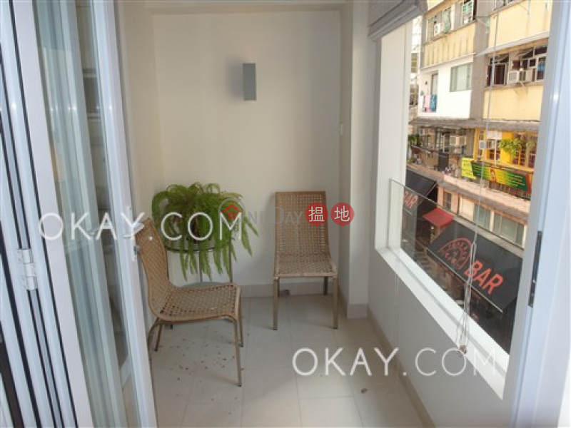 Popular studio with balcony | Rental, The Uptown 尚城 Rental Listings | Central District (OKAY-R29561)