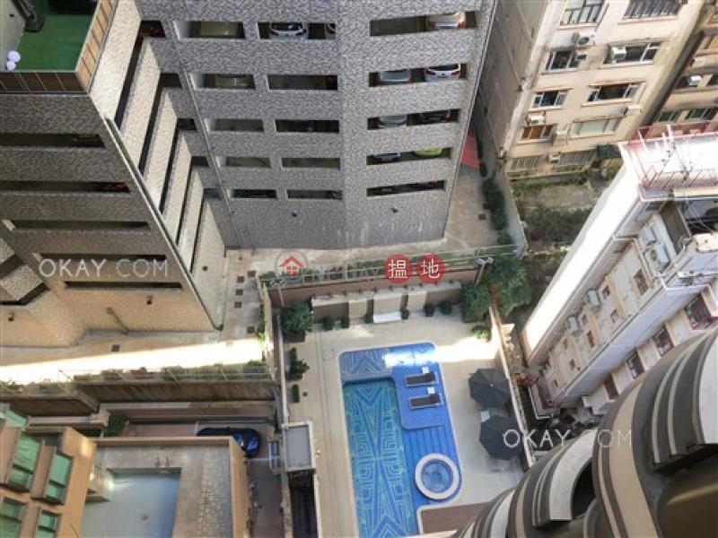 1房1廁,露台《CASTLE ONE BY V出租單位》-1衛城道 | 西區-香港-出租-HK$ 33,000/ 月