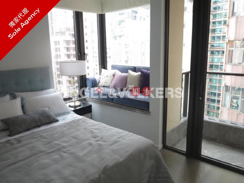 HK$ 1,500萬-NO.1加冕臺中區蘇豪區一房筍盤出售|住宅單位