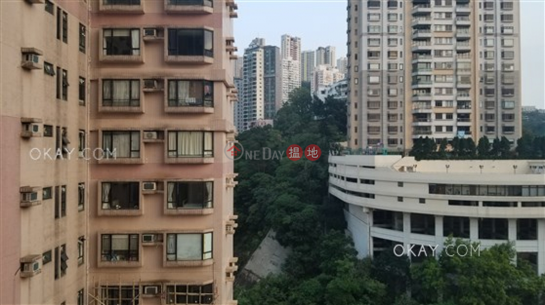 Lovely 2 bedroom with balcony | Rental | 8 Jones Street | Wan Chai District | Hong Kong Rental, HK$ 30,000/ month